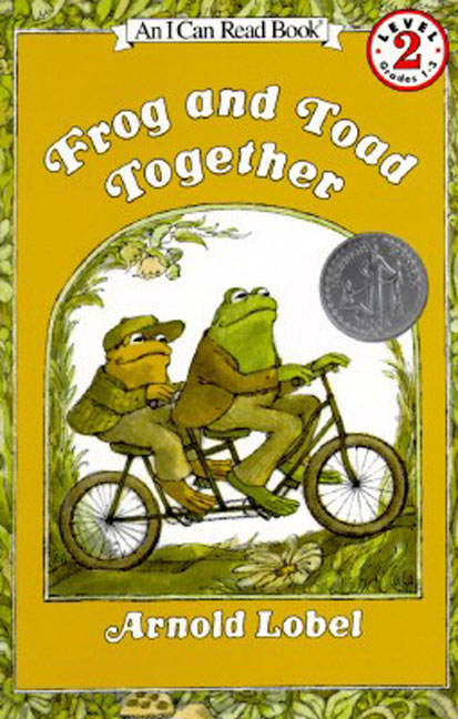 Cover of Frog and Toad Together