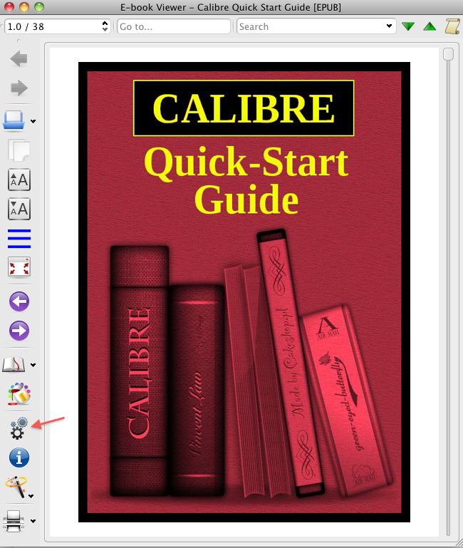 CalibreReader