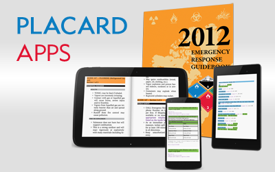 Placard Apps & ERG 2012 Ebook