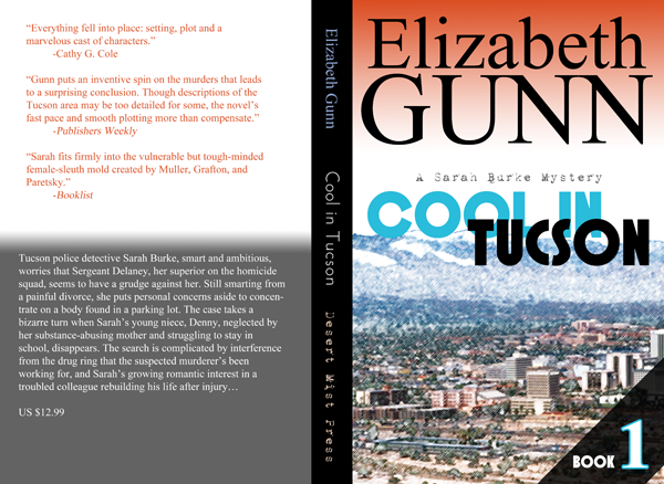 Elizabeth Gunn Cool in Tucson Print-on-Demand Cover