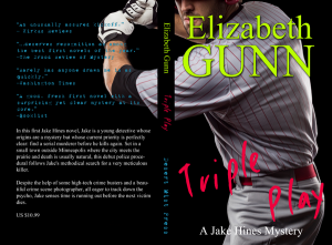 Elizabeth Gunn Triple Play Print-on-demand Cover